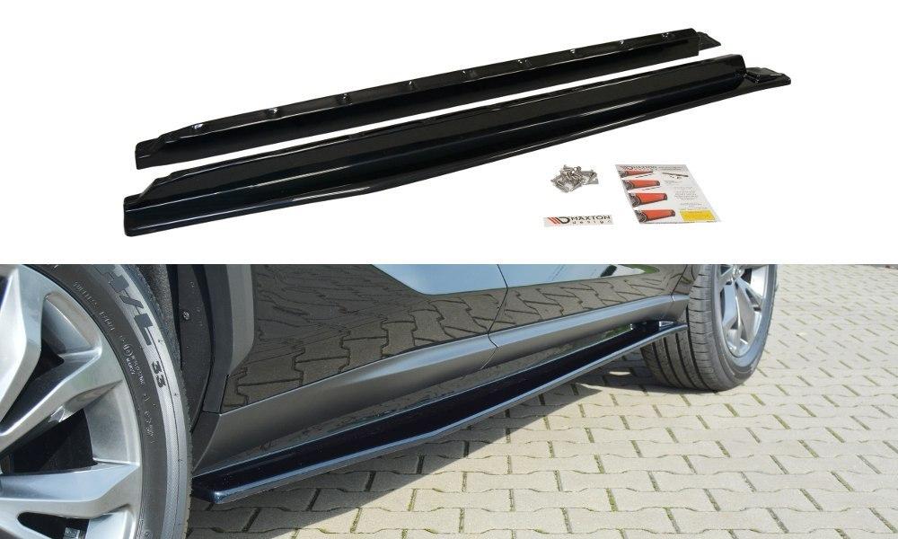 Dokładki Progów Lexus NX Mk1 - GRUBYGARAGE - Sklep Tuningowy